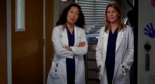 "Grey's Anatomy Season 9, Episode 8 Sneak Peek: ""They're Pathetic"" (VIDEO)"