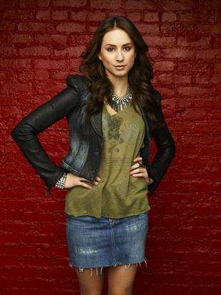5 Crazy Facts About Pretty Little Liars Star Troian Bellisario