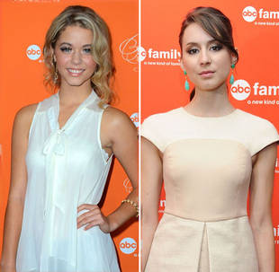 Troian Bellisario is HOW Much Older Than Sasha Pieterse?! Prepare to Be Shocked