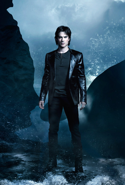 How Did Ian Somerhalder Become an Actor?