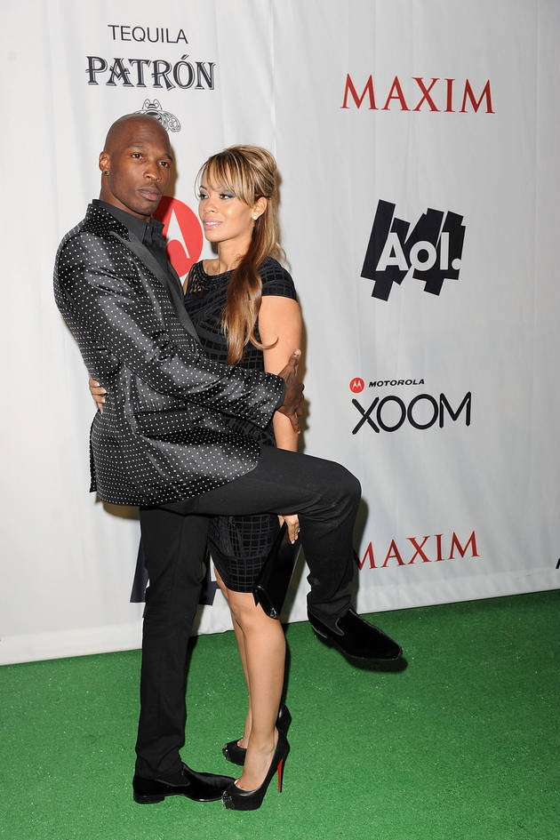 "Evelyn Lozada Confesses That She's Had No Contact With Chad ""Ochocinco"" Johnson Since Their Split"