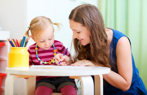 Fun Activities the Babysitter Can Do With Your Little Ones