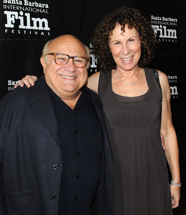"""Danny DeVito Is Trying Desperately To Save His Marriage to Rhea Perlman: """"We're Working On It"""""""