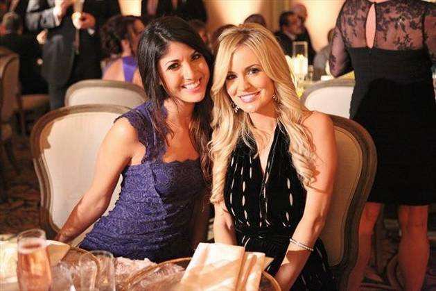 Emily Maynard Glows at Ashley and J.P.'s Wedding! (PHOTO)