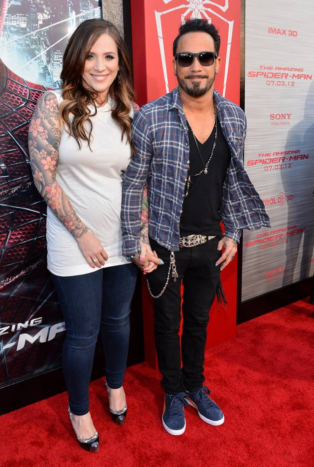 Backstreet Boy A.J. McLean Shares First Photo of Baby Ava!