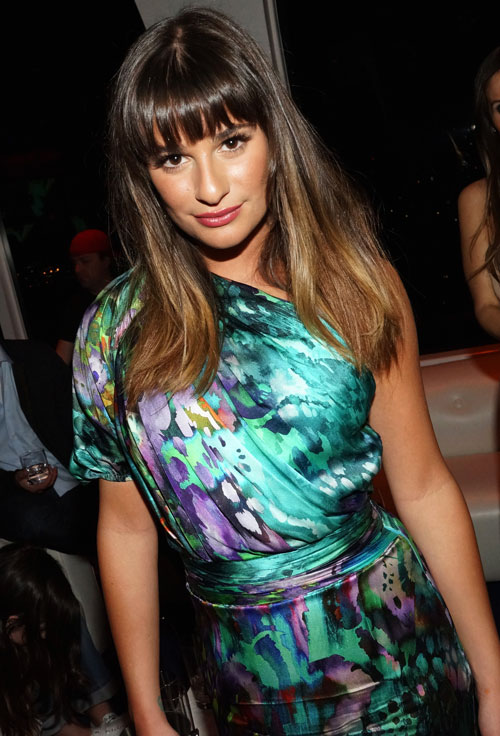 Is Lea Michele an Only Child?
