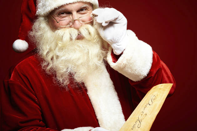 A Letter From Santa: The U.S. Postal Service Makes it Possible!