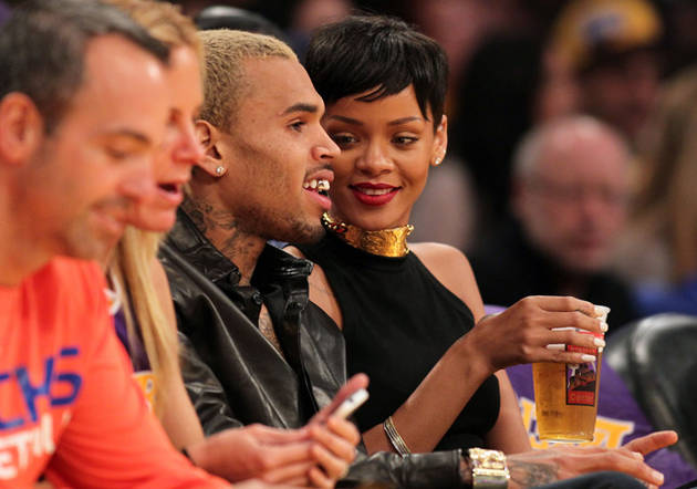 Did Rihanna and Chris Brown Spend Christmas Together?