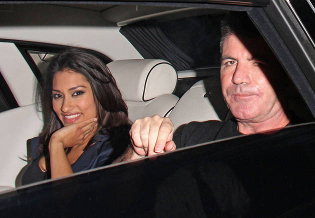 Is Simon Cowell Dating True Blood's Janina Gavankar? (PHOTO)
