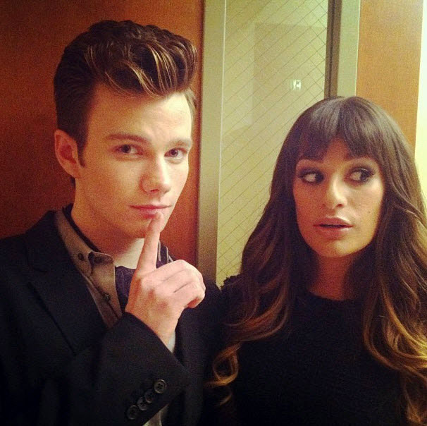 Lea Michele Loves Rachel's Glee Makeover — Except For One Thing!