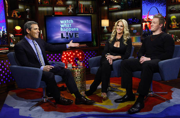 Andy Cohen Tallies Kim Zolciak's Anguilla Excuses (VIDEO)