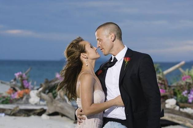Ashley Hebert and JP Rosenbaum's Wedding Recap: Rose Petals for Everyone