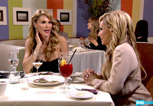 """Brandi Glanville on Adrienne Maloof Feud: """"This Time I've Pissed Off the Wrong Rich Person"""""""
