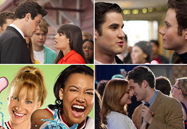 Glee Christmas Spoiler: Fans of This Couple WON'T Be Happy!