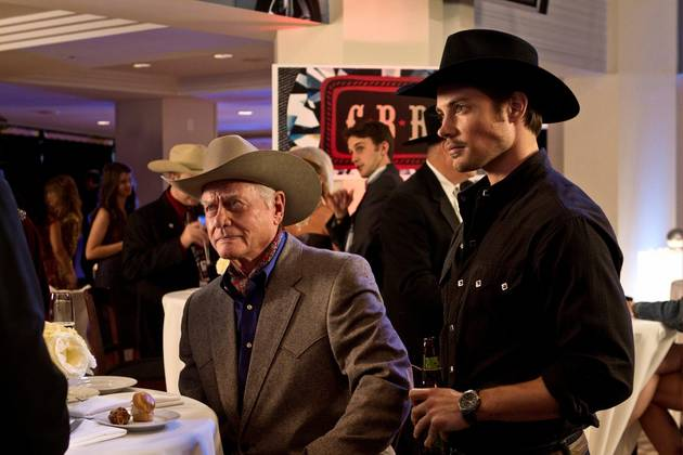 J.R. Ewing's Funeral on Dallas Reboot Will Be a Tribute to Actor Larry Hagman — When Will It Air?