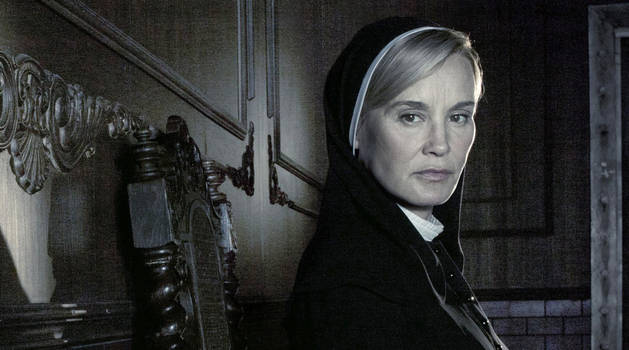 American Horror Story's Jessica Lange on Sister Jude's Descent Into Madness and Her Role in Season 3