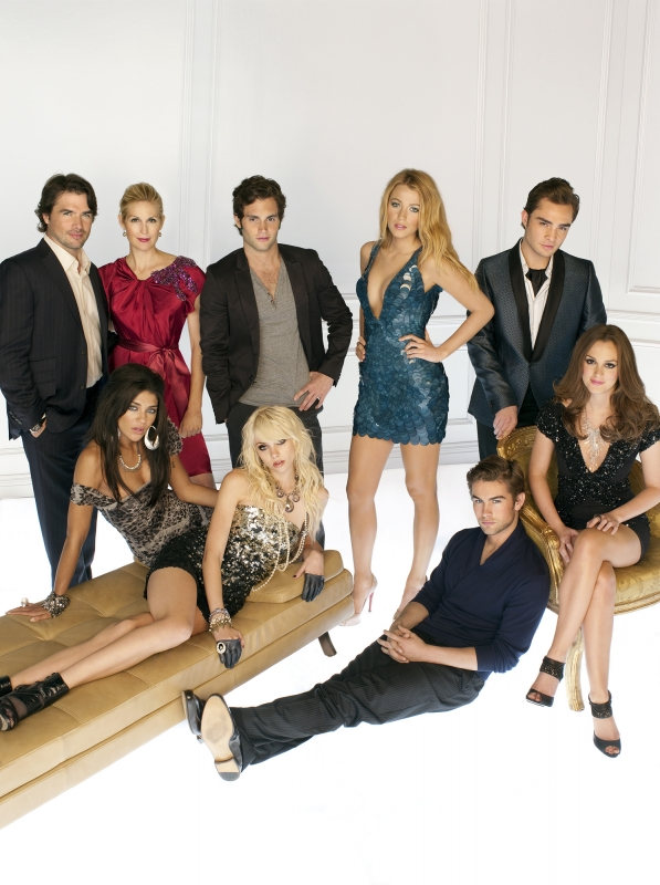 Which Gossip Girl Star Wants to Reunite with Her Ex in a Movie?