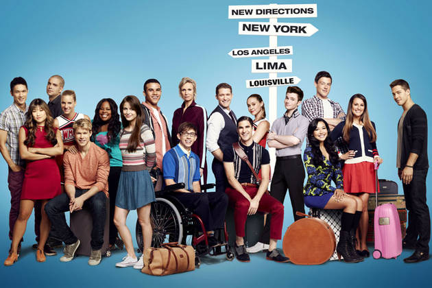 Which Glee Actor Landed the Lead Role in a New Disney Film?