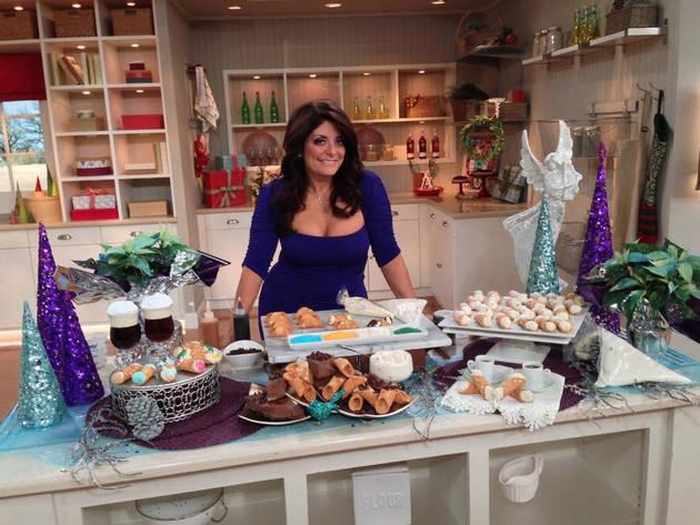 Teresa Giudice Congratulates Kathy Wakile on Her Cannoli Kits: Are They Speaking Again? (PHOTO)