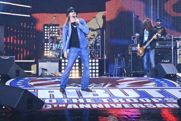 Kid Rock and Flo Rida to Perform at WWE Tribute to the Troops