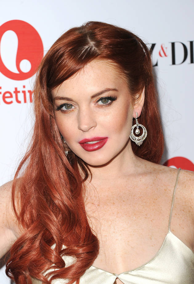 What Is Lindsay Lohan Doing For New Year's Eve? The Shocking Answer Is…