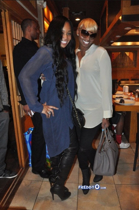 What Did Marlo Hampton Get NeNe Leakes For Her Birthday? (PHOTOS)