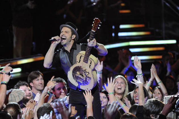 The Voice Season 2's Tony Lucca to Appear on the Dec. 11, 2012 Live Results Show (UPDATE)