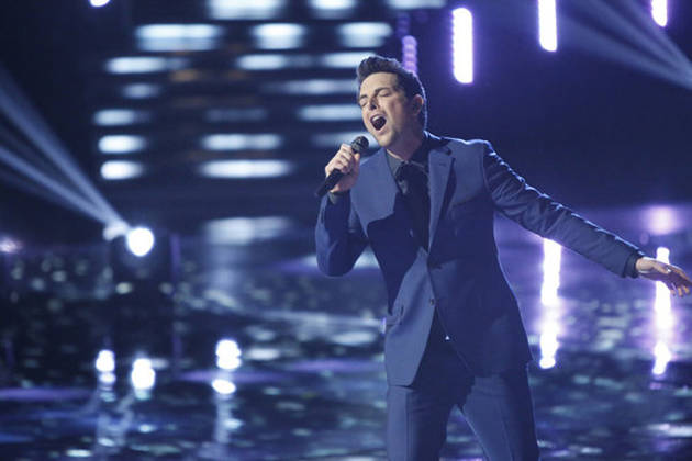 "The Voice Season 2's Chris Mann Talks Sending ""Inappropriate E-mails"" to Christina Aguilera! — Exclusive"
