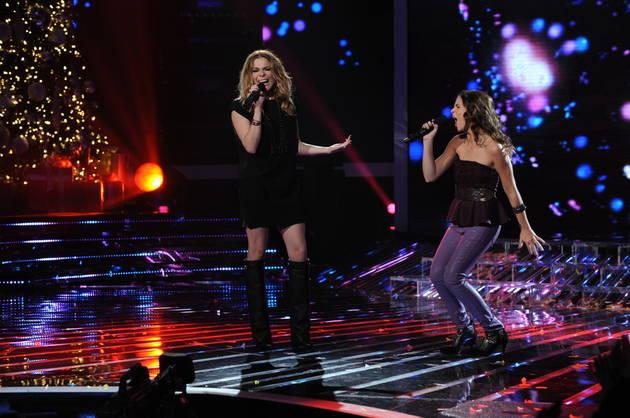 LeAnn Rimes Blames Carly Rose Sonenclar for Erratic X Factor Performance