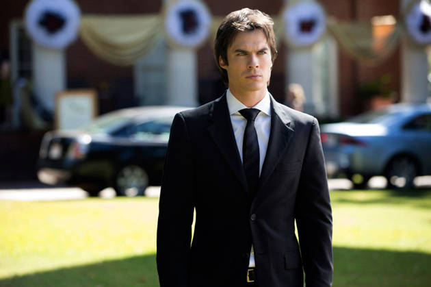 """Top 11 Damon Snarks From The Vampire Diaries Season 4, Episode 7, """"My Brother's Keeper"""""""