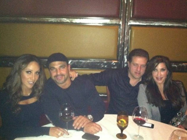 Melissa Gorga and Jacqueline Laurita Grab Dinner Together! (PHOTO)