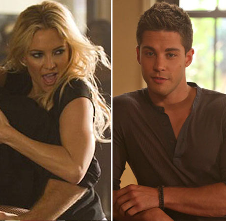 "Did Kate Hudson Really Tell Glee Co-Star Dean Geyer to ""Grope"" Her?"