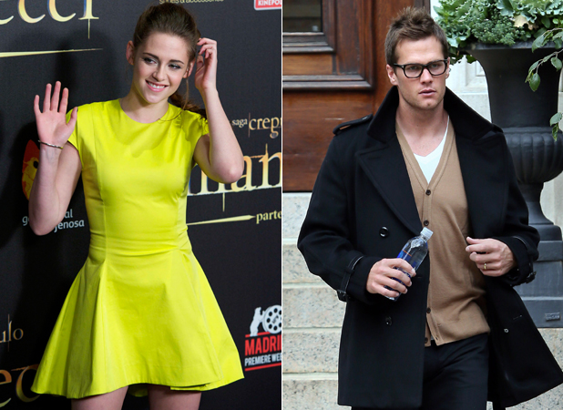 Hot Hollywood Gossip Roundup for December 10, 2012: KStew Lands a New Role and Tom Brady Gushes Over Daughter