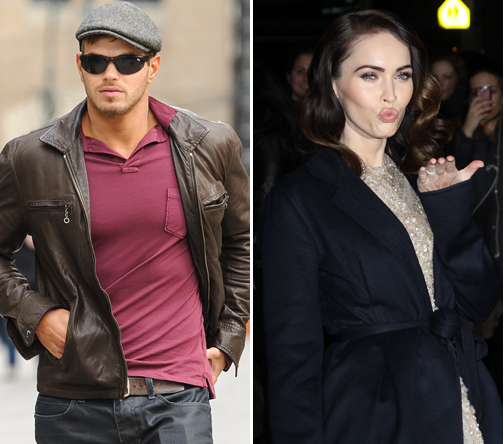 Hollywood Gossip Roundup For December 7, 2012: Kellan Lutz Goes Topless, Megan Fox Isn't Worried About Losing the Baby Weight