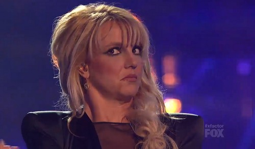WTF Moments From X Factor 2012 Semi-Finals: Britney Hates Fifth Harmony