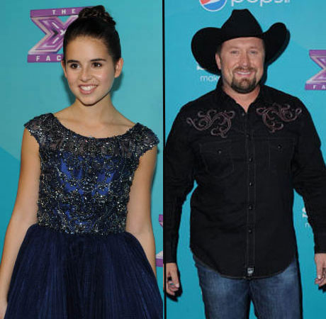 Carly Rose Sonenclar vs. Tate Stevens: Who Will Win X Factor 2012?