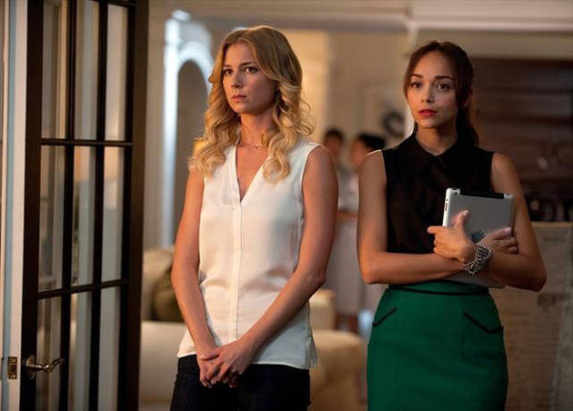 How Much Does Ashley Know About Emily Thorne's Identity? Revenge's Ashley Madekwe Weighs In!