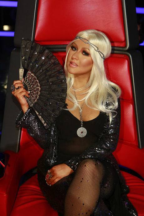 Christina Aguilera Wins 2013 People Choice Award, Will Perform at the Live Ceremony on Jan. 9!