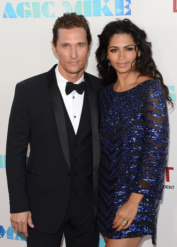 Matthew McConaughey and Wife Camila Alves Welcome Their Third Child