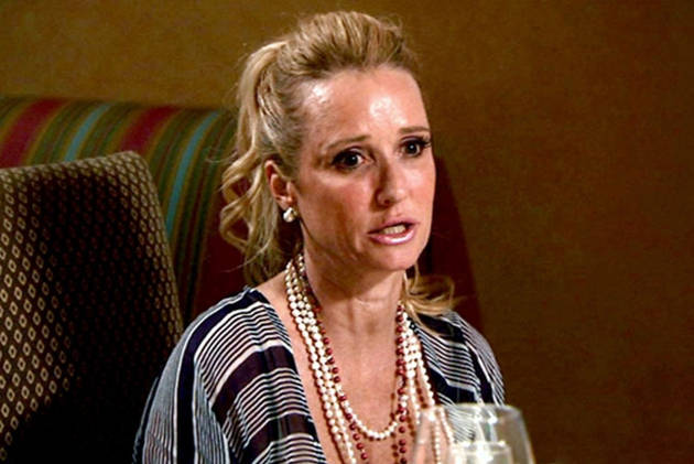 Real Housewives' Kim Richards: Brandi Glanville Should Have Chosen a Different Time to Fix Their Relationship