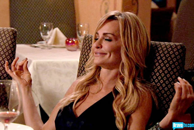 Real Housewives' Taylor Armstrong: Why She Held a Grudge About Brandi Glanville's Book