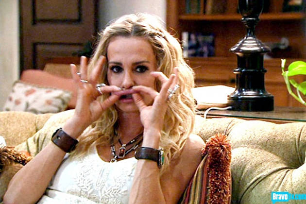 Real Housewives' Taylor Armstrong Says She's Embarrassed By Her Behavior on Tonight's Episode