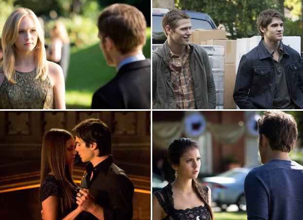"Who Was Your Favorite Couple in Vampire Diaries Season 4, Episode 7, ""My Brother's Keeper""?"