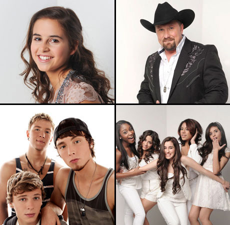 Who Are the X Factor 2012 Final Three?