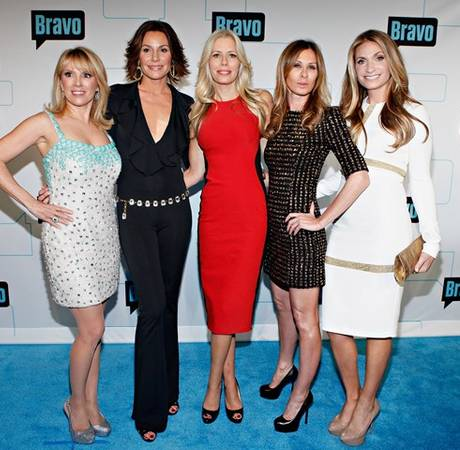 Which RHONY Star Was One of the Most-Searched Reality Celebs of 2012?