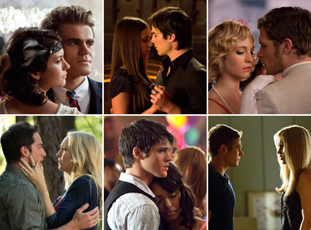 What's the Hottest Relationship on The Vampire Diaries? (POLL)