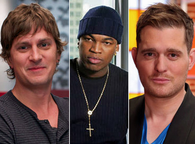 Ne-Yo, Rob Thomas, and Michael Bublé Set to Perform on The Voice Season 3