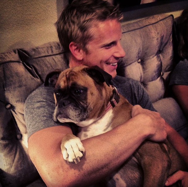 Inside Sean Lowe's Furniture Store, The Factory Girl