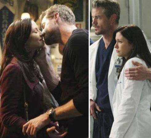 Grey's Anatomy's Most Romantic Moments of 2012