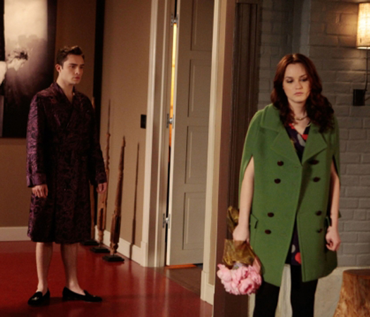 "Chuck and Blair's Epic Love Story: The Complex History of Gossip Girl's ""Chair"""